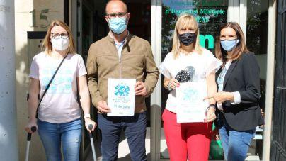 Cala Marçal será la sede de la campaña Mulla't per l'esclerosi 2021