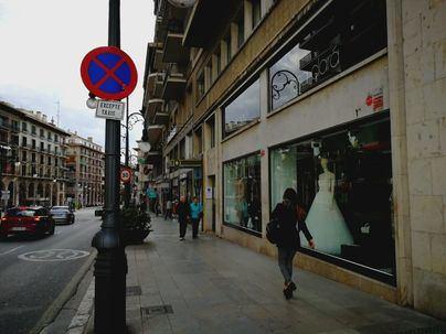 Chubascos dispersos en Mallorca y descenso de las temperaturas