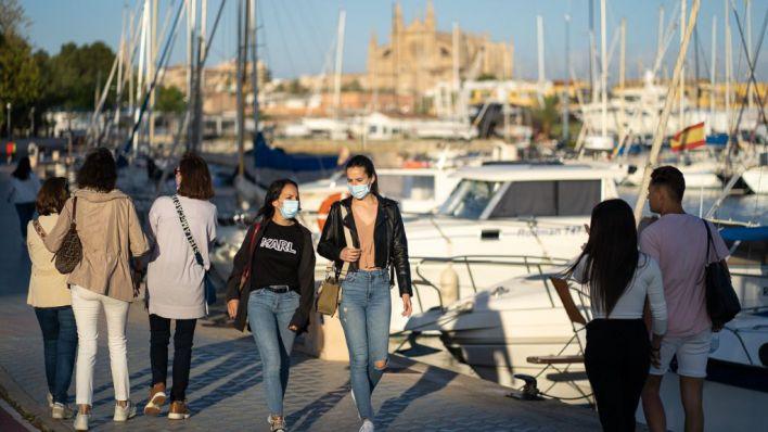 Mallorca se sitúa por debajo de los 1.000 casos activos de Covid