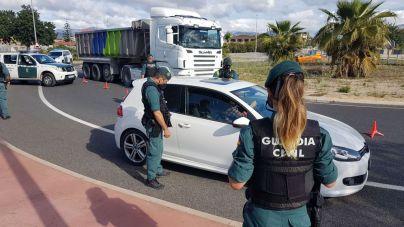 Policías y Guardia Civil refuerzan los controles antiCovid este fin de semana