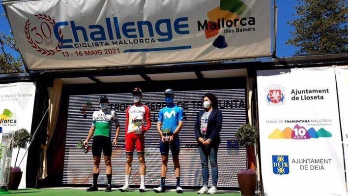 Jesús Herrada se impone en la etapa de la Challenge Ciclista disputada en la Serra de Tramuntana