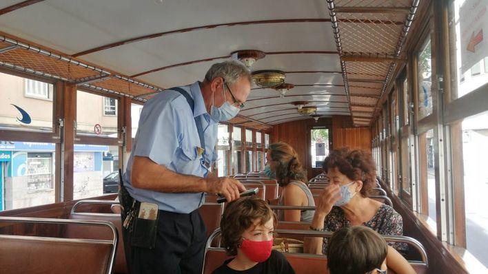 El Tren de Sóller volverá a estar operativo a partir del 1 de junio