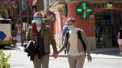 Palma reduce los contagios activos por Covid de 571 a 508 en menos de una semana
