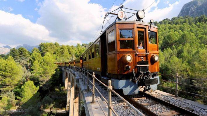 El Tren de Sóller reactiva sus servicios el próximo 1 de junio