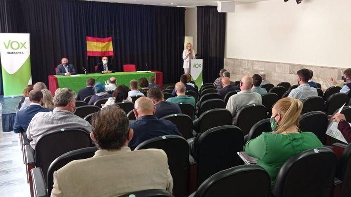 Coordinadores y responsables municipales de Vox fijan las claves de la acción política en Baleares