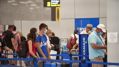 Los aeropuertos de Baleares acogen 1.555 vuelos este fin de semana