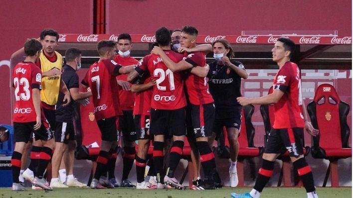 El empate del Almería cierra las puertas a que el Mallorca pueda subir hoy a primera