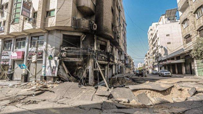 La escalada de violencia eleva a cerca de 200 los muertos en el conflicto entre palestinos e israelíes