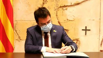 ERC y Junts alcanzan un principio de acuerdo para formar un Govern independentista en Cataluña