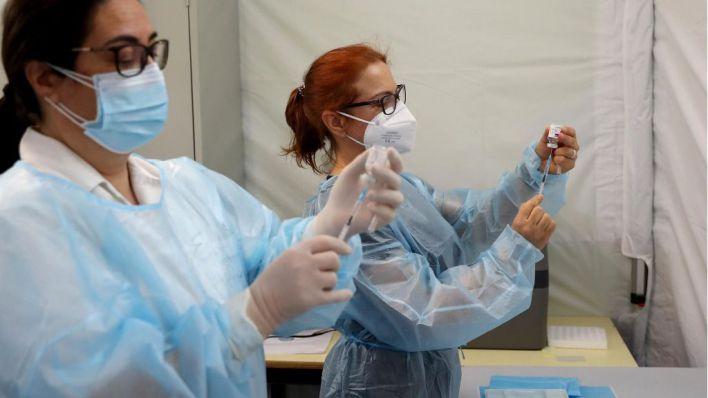 La vacunación se ralentiza en Baleares un 26,5 por ciento