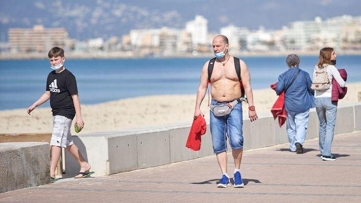 Baleares se mantiene en el 'top 5' de los destinos con más reservas hoteleras