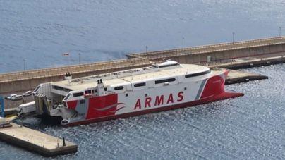 Armas Trasmediterránea colabora con Defensa en el ejercicio MARSEC-21