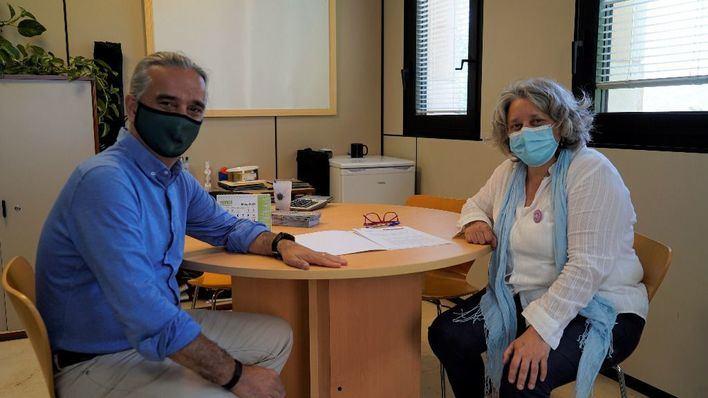 Calvià cede el uso de un local en Magaluf a la asociación Treball Solidari