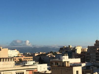 Intervalos nubosos y temperaturas estables en Baleares