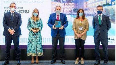 Artiem Hotels gana el premio Hotels & Tourism de CaixaBank
