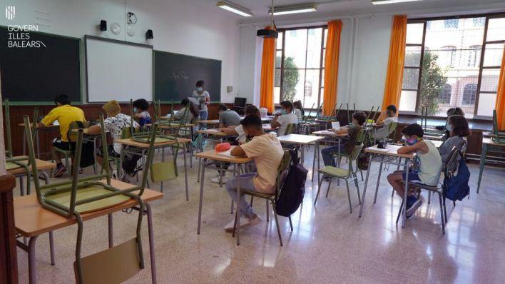 Las aulas podrán volver a las ratios de alumnos por profesor de 2019