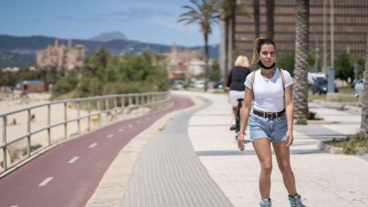 Intervalos nubosos y temperaturas estables hoy en Mallorca