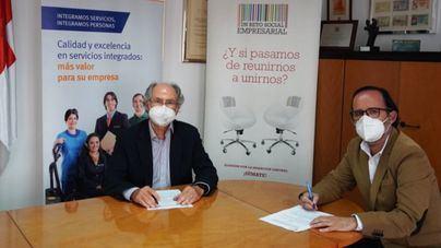 Acuerdo entre Grupo Sifu y Creu Roja Balears para fomentar el empleo