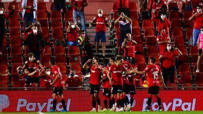 El Real Mallorca adelanta a este domingo el partido contra el Real Zaragoza