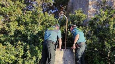 Una mujer cae a un pozo cuando intentaba rescatar a un gato