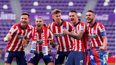 El Atlético de Madrid gana la Liga