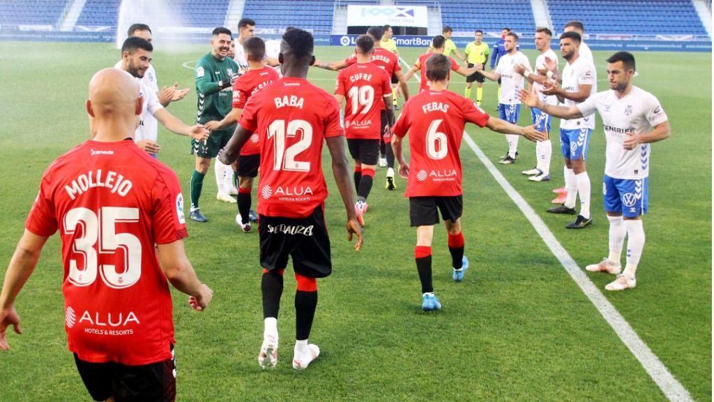 Mallorca y Espanyol luchan este domingo por hacerse con el título de Segunda