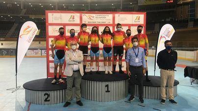 El Velódromo Illes Baleares acoge los Campeonatos de España de Ómnium y Madison 'Gran Premio Toni Cerdà'