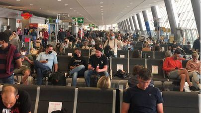 Las Islas operan 561 vuelos en el primer domingo sin exigir pruebas de diagnostico negativas en determinados casos