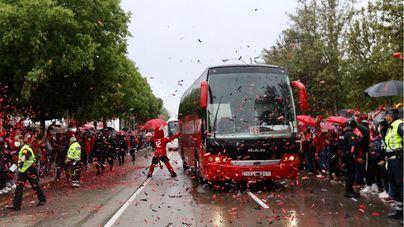 El Mallorca gana y mantiene sus aspiraciones a ser campeón