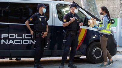 Operativo policial contra una red que robaba coches en Mallorca