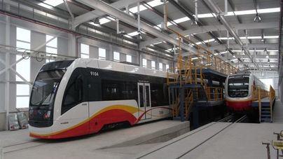 Adjudican la redacción del proyecto del tranvía entre la Plaza de España y el aeropuerto
