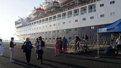 Más de 60 asociaciones y empresas turísticas urgen al Gobierno a reactivar los cruceros internacionales