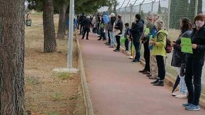 Marratxí considera insuficiente la nueva propuesta de Aena sobre el parque fotovoltaico