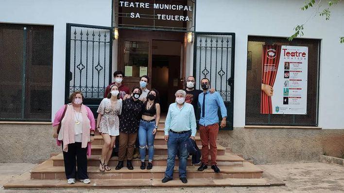 Mostra de Teatre de Andratx: el concejal que ha dirigido una de las obras explica su versión