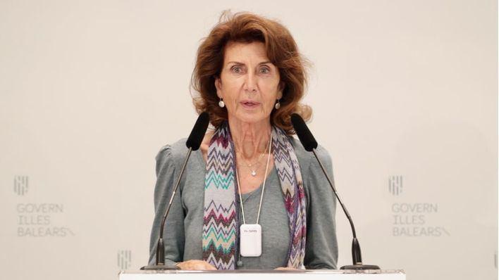 La presidenta de CAEB destaca la importancia de la prórroga de los ERTE para la economía balear