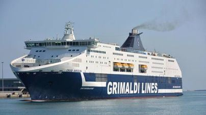 Conceden a la empresa naviera Grimaldi licencia para operar durante un año en tres puertos de Baleares
