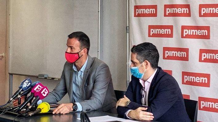 Pimem acusa al Govern de discriminar a las pequeñas empresas en el reparto de las ayudas directas
