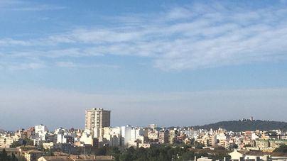 Temperaturas en ascenso este sábado en Baleares
