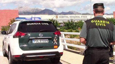 La Guardia Civil mantiene la vigilancia en centros médicos para evitar agresiones