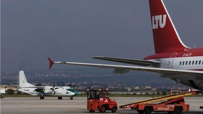 Baleares opera hoy casi 600 vuelos, 451 de ellos internacionales