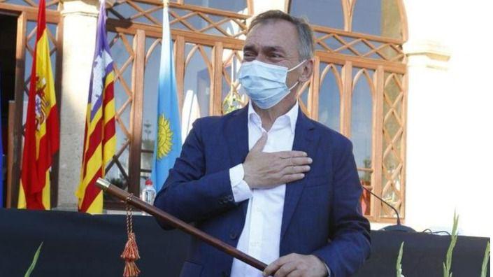 El socialista Antoni Mir, nuevo alcalde de Andratx