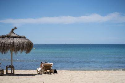 Intervalos nubosos en Baleares y temperaturas estables