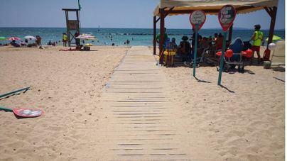 Palma se abona a las playas seguras con la habilitación de los puntos de baño asistido