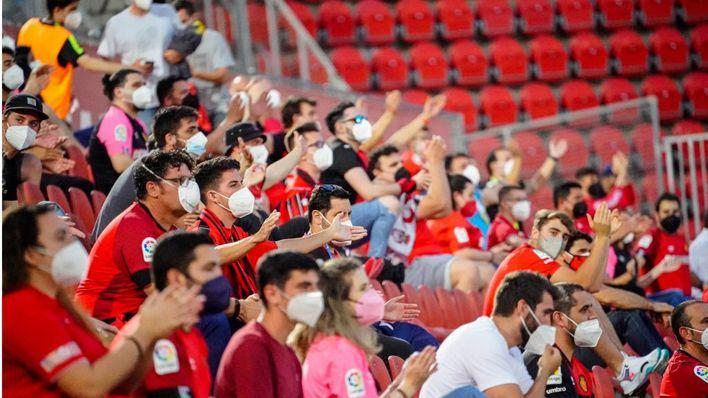 El RCD Mallorca devolverá el 25 por ciento del dinero que recaudó entre sus abonados