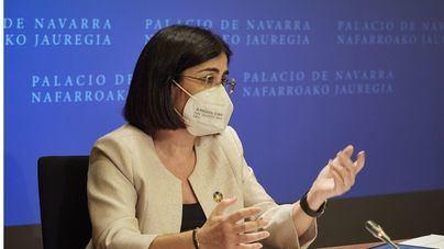 Darias advierte de ascensos de la incidencia de los contagios en cinco comunidades
