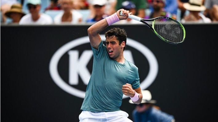 Munar cae en segunda ronda de Roland Garros ante el norteamericano Reilly Opelka