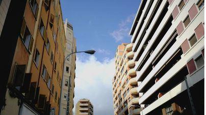 La vivienda se encarece un 4,6 por ciento interanual en las islas