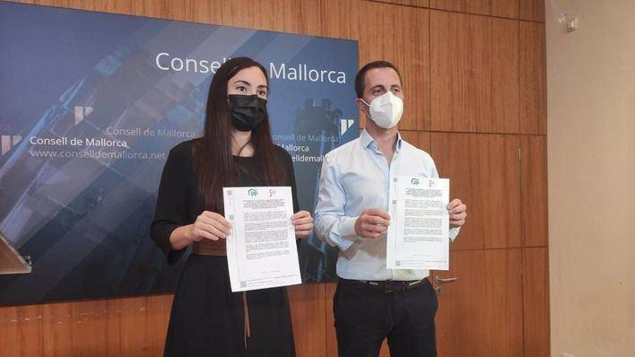 Cs y PP exigen de nuevo una comisión de investigación de los casos de explotación sexual a menores
