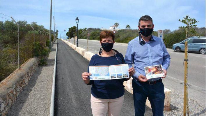 Santanyí crea 19 rutas ciclistas para sumar a su oferta turística