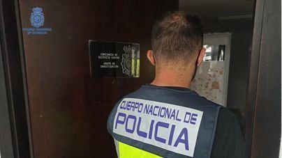 A la cárcel por nueve hurtos en Palma